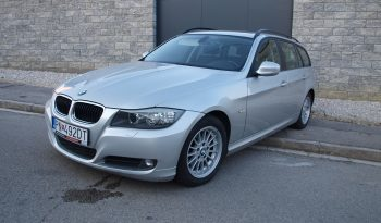BMW Rad 3 Touring 318d A/T, E91 facelift