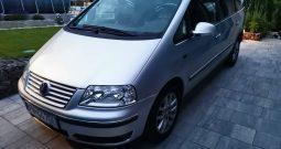 VW Sharan 1,9TDi AUTOMAT 6miest,